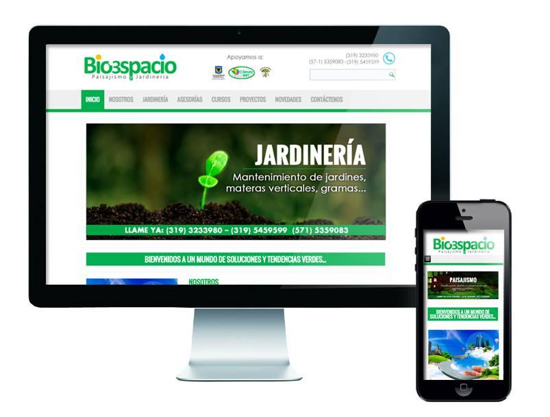 Bioespacio Jardinería